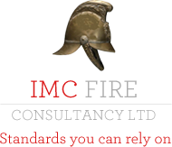 IMC Fire Consultancy Logo